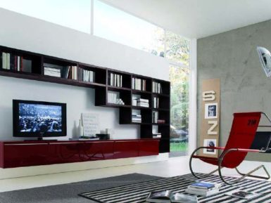 bookcase tv furniture