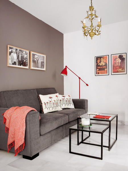 narrow living room cheap