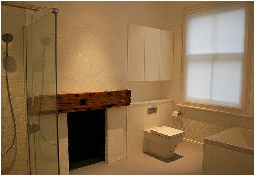 CUbic bathroom