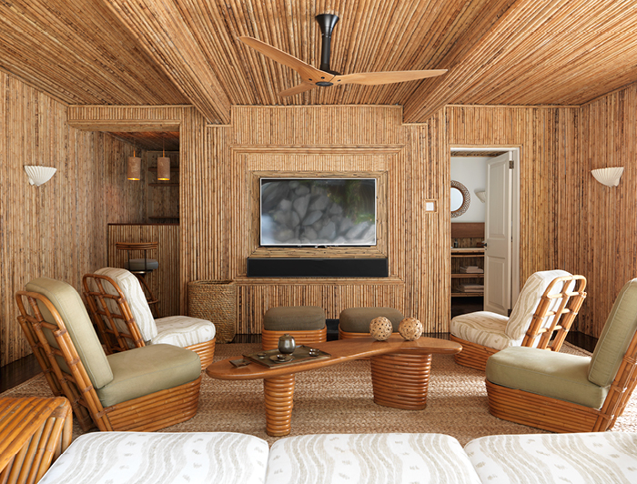 Bamboo Decorating And Design Ideas Free Interior Decorating Ideas