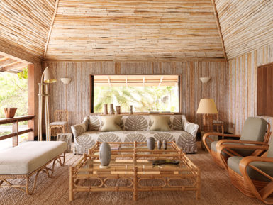 bamboo beach house